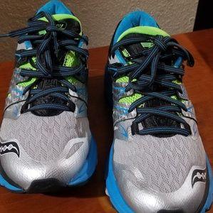 Saucony Zealot iso running shoes